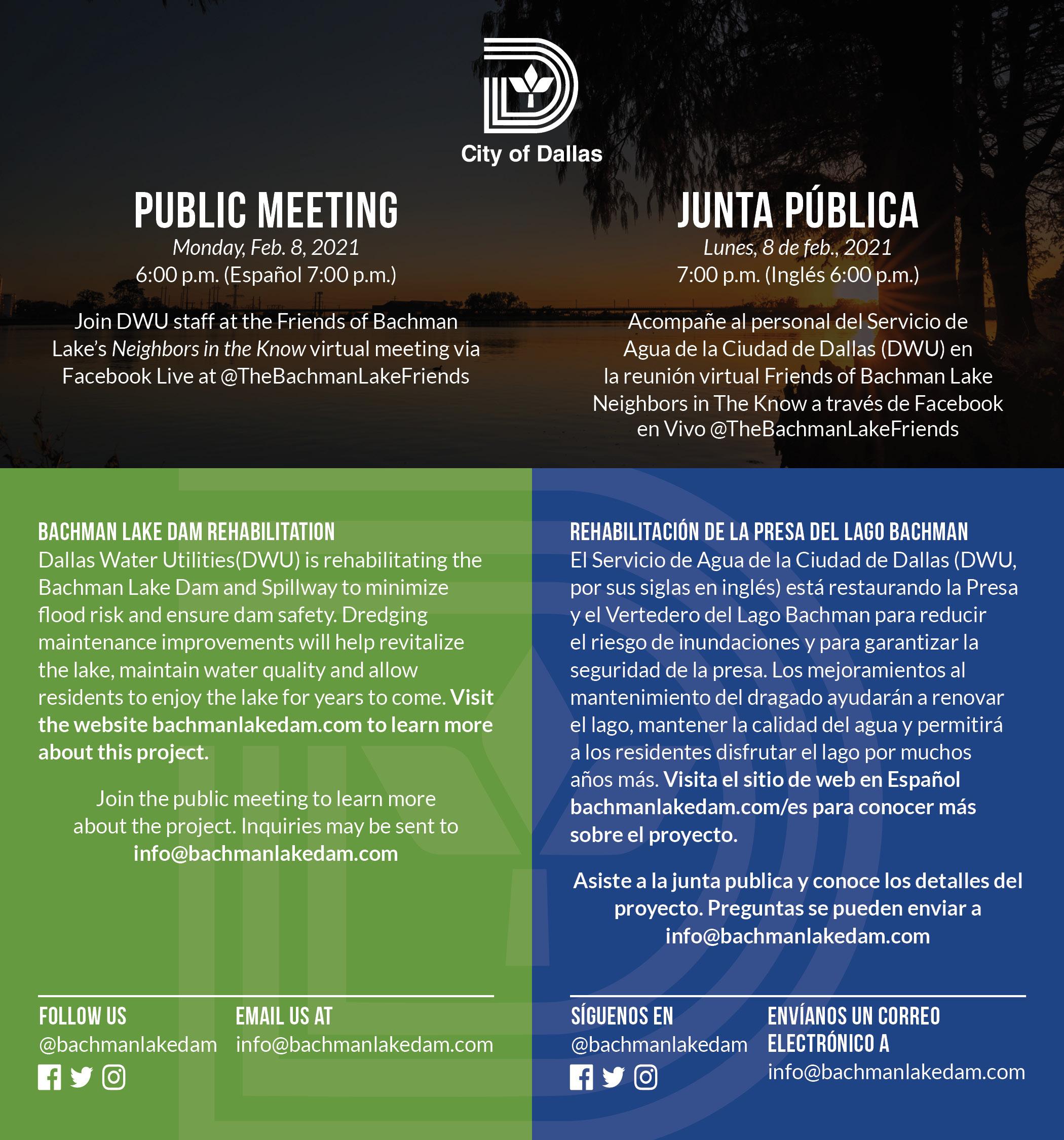 Residents & Stakeholders — February 2021